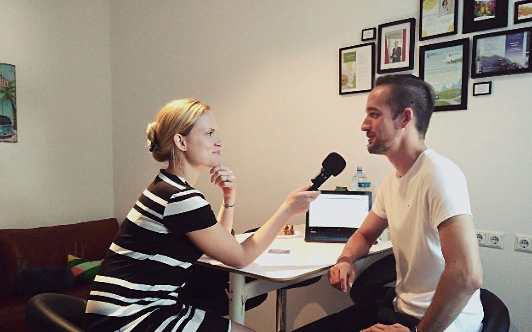 Online-Arzt oder MeinArztOnline – Interview für Ö1